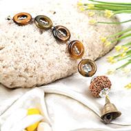 Hanging Durga pendant