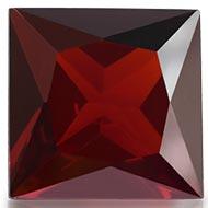 Red Garnet - Ceylon - 4.95 Carats - I