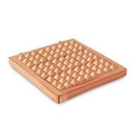 81 Pyramid Copper Vastu plate