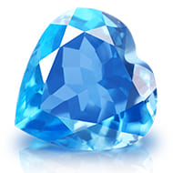 Blue Topaz - 2.75 carats
