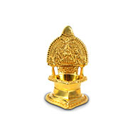 DhanLaxmi Diya in brass
