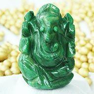 Ganesha in Budd Stone - 114 gms