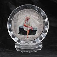 Sai Baba  Silver Frame