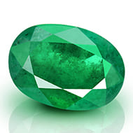 Emerald 2.83 carats Zambian