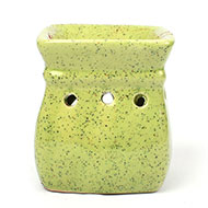 Ceramic Exotic Diffuser - Dotted Green