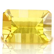 Yellow Citrine Superfine Cutting - 3.95 carats