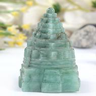 Emerald Shree Yantra - 340 carats