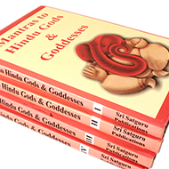 Mantra to Hindu Gods and Goddesses - Set of IV volume