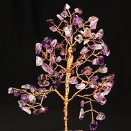Amethyst Vastu Tree