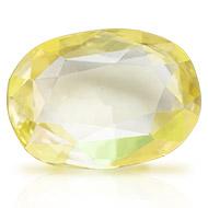 Yellow Sapphire - 2.52 carats