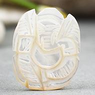 Pearl Ganesh - 7.55 carats