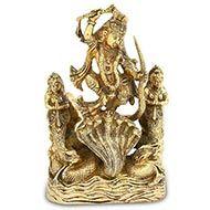 Krishna dancing on Kaliya