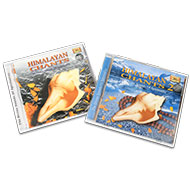 Himalayan Chants CD - 2 volume set