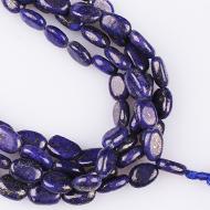 Lapis Lazuli oval mala - 7 mm