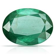 Emerald 3.45 Carats Zambian - Oval