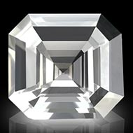 White Sapphire - 5.24 carats