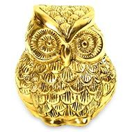 Owl in Brass