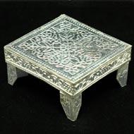 Pedestal - German Silver