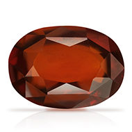 Hessonite Garnet - Gomed - 13.20 Carats