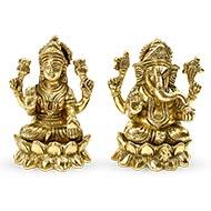 Lakshmi Ganesh on Lotus - II