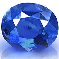 Blue Sapphire - 6.37 carats