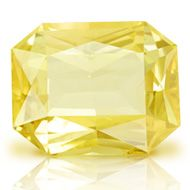 Yellow Sapphire - 5.21 carats