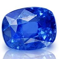 Blue Sapphire - 3.66 carats