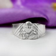 Sai Baba Ring - Design II