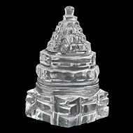 Shree Yantra in Sphatik - 29 gms