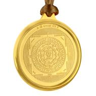Ramraksha Yantra Locket - Gold Plated