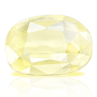 Yellow Sapphire - 2.88 carats