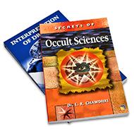 Occultism Books Set