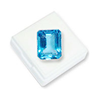 Blue Topaz - 8.55 carats