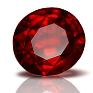 Hessonite Garnet (Gomed) - 4.50 Carats