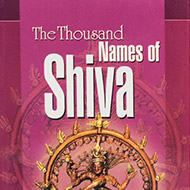 The Thousand Names of Shiva