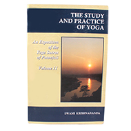 The Study and Practice of Yoga - Set of II volume
