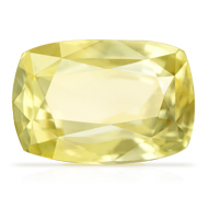 Yellow Sapphire - 3.07 carats