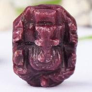 Ruby Ganesh - 51.50 carats