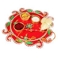 Rakshabandhan Thali - Design V