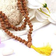 9 mukhi Durga Shakti Mala - 9 mm