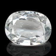 White Zircon - 9 to 11 Carats