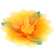Lotus Floating Diyas - Pack of 10