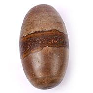 Narmada Shivling - 8.5 inches - I