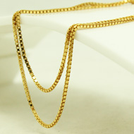 Gold Chain - Box Design
