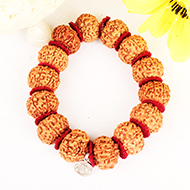 Collector 8 mukhi Ganesha Bracelet - Java