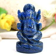 Lapis Lazuli Ganesha - 169 gms