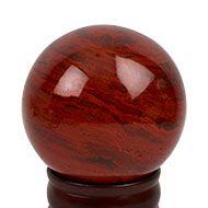 Red Jasper Ball - 825 gms