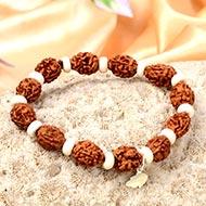 3 mukhi Mahajwala bracelet from Java - Design I
