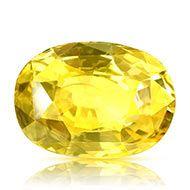 Yellow Sapphire - 5.63 carats