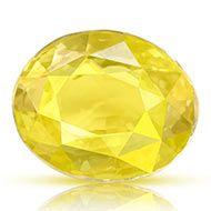 Yellow Sapphire - 6.130 carats
